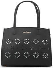 Laura Biagiotti ženska torbica, črna