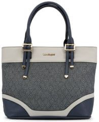 Laura Biagiotti kék táska
