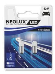 NEOLUX Žárovka typ T4W, LED Interior 6000K, 20,5 mm, BA9s