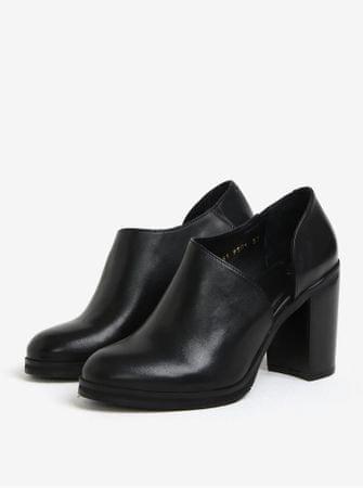 Royal RepubliQ černé dámské kožené boty na vysokém podpatku 38 ... 9b4425d337