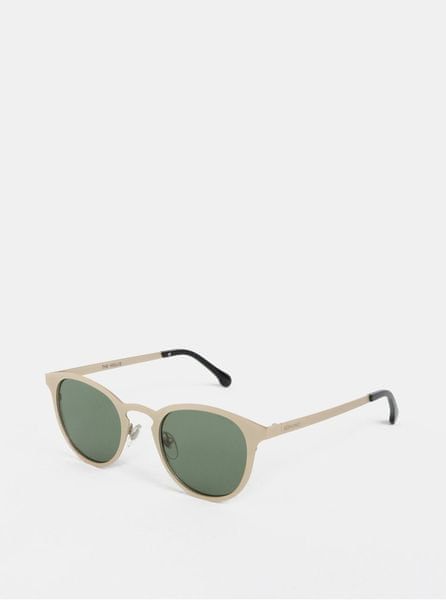Komono sluneční brýle ve zlaté barvě Hollis