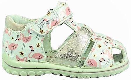 Primaire voor met sandalen meisjes Flamingo's19witMall hr eDIEHWY29
