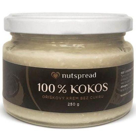 Nutspread 100% Kokosové máslo 250g