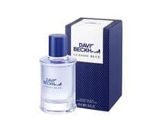 David Beckham toaletna voda Classic Blue, 40 ml