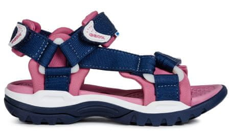Geox dekliški sandali Borealis, 25, modri
