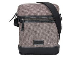 Lagen Pánská taška přes rameno 23306 Black/Beige