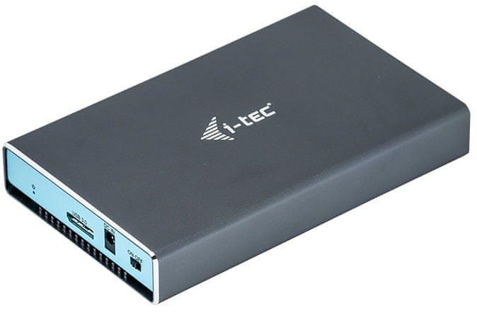 Externí box i-Tec U3MYSAFE025