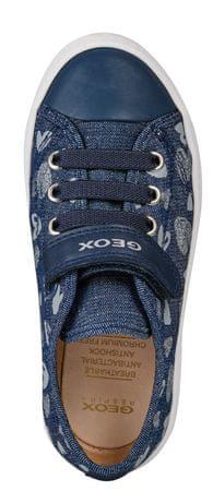 Geox dievčenské tenisky Ciak 26 modrá  05aac1f3dd1