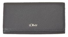 s.Oliver Női pénztárca 39.901.93.5543 .9642 Dark Pewter Grey