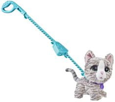 FurReal Friends Walkalots velká kočka