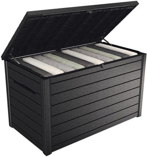 KETER ONTARIO box 870 l antracyt