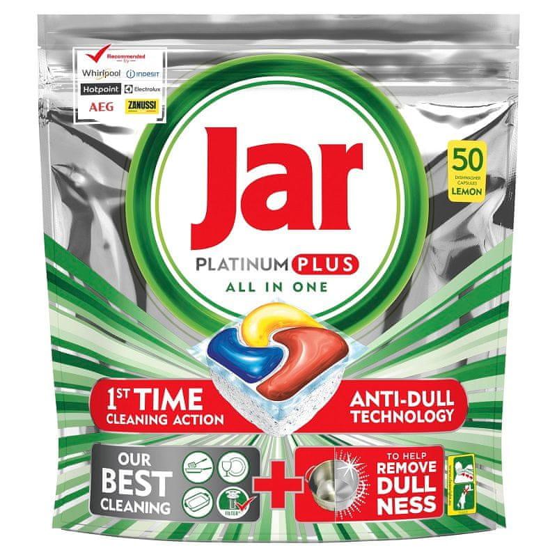 Jar Kapsle Platinum Plus 50 ks