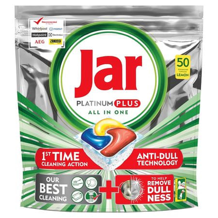 Jar Kapszulák Platinum Plus 50 db