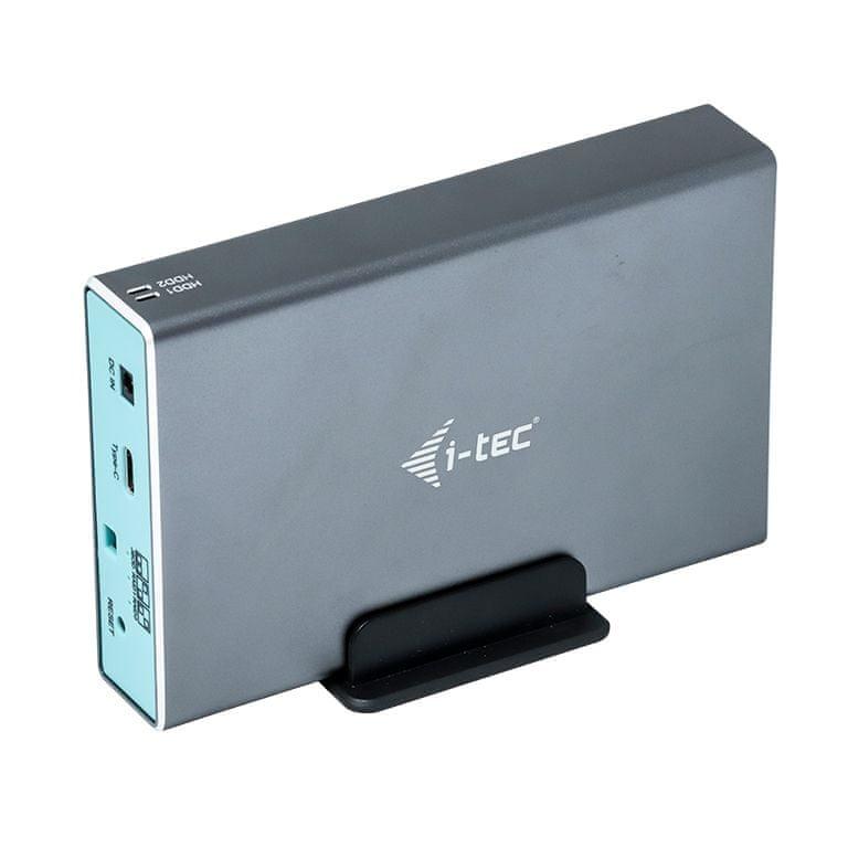 Externí box i-Tec CAMYSAFEDUAL25