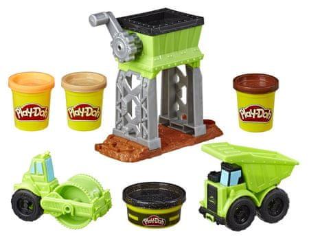 Play-Doh Wheels Kavicsbánya