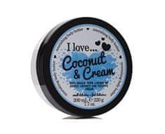 I love maslo za telo Coconut & Cream