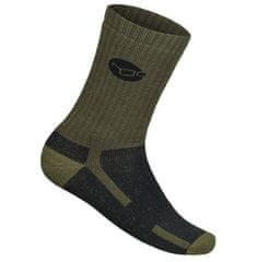 Korda Ponožky Kore Merino Wool Sock Olive