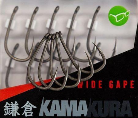 Korda Háčiky Kamakura Wide Gape 10 ks 4