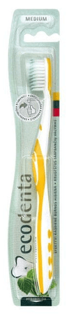 Ecodenta szczoteczka do zębów medium – 1 szt