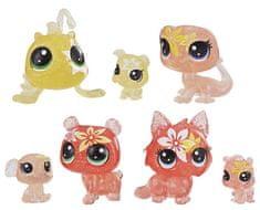 Littlest Pet Shop Květinová zvířátka 7 ks lilie
