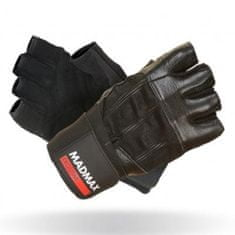 Mad Max Fitness rukavice Professional Exclusive 269 - černé