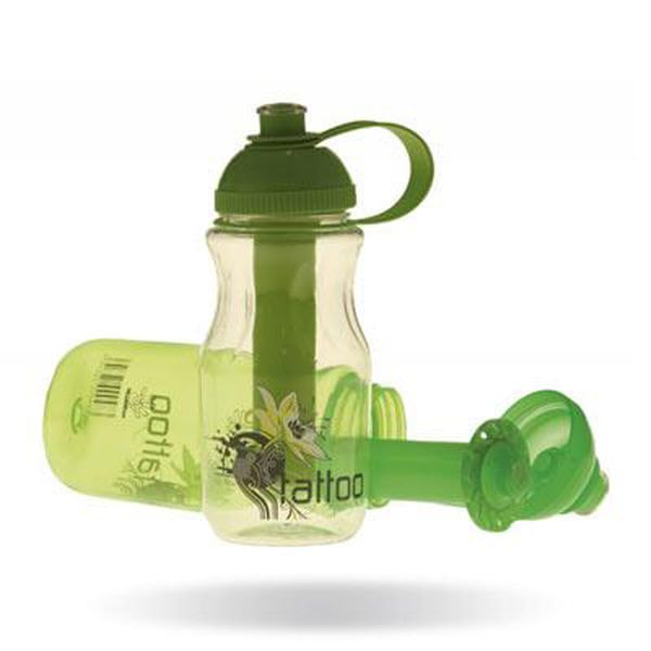 Mad Max Sportovní láhev s chlazením 500 ml - zelená