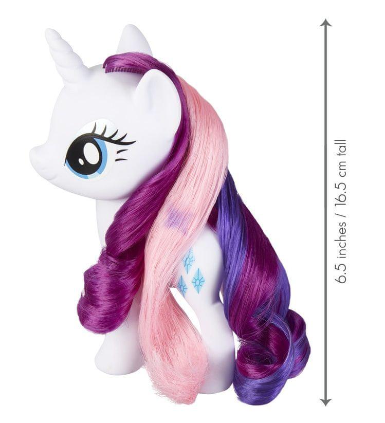 My Little Pony Magický vlasový salon Rarity