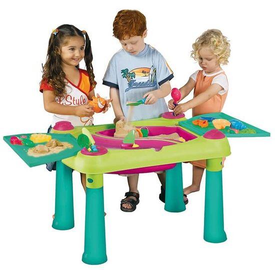 KETER CREATIVE FUN TABLE