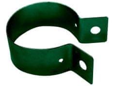 Objímka na sloupek Zn+PVC průměr 38 mm