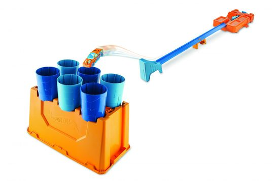 Hot Wheels Track builder - barel