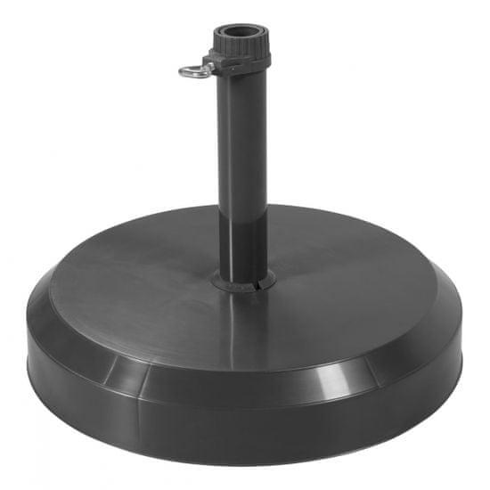 Doppler Betonový stojan v PE obalu 25 kg antracit