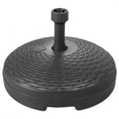 Doppler PVC sokl 20l - vzhled umělý ratan