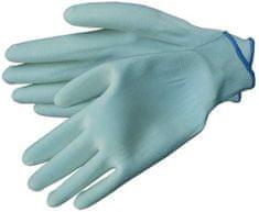 rokavice ideal T. velikost 7 (S), sive