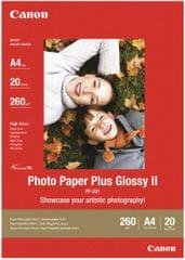 Canon papier fotograficzny PP-201, A3, 20ks, 275g/m