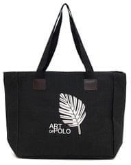 Art of Polo Nákupní taška Leaf tr16126.4 Black