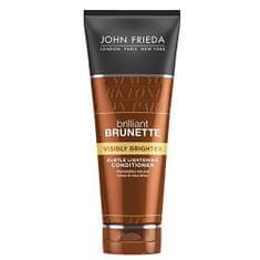 John Frieda Balzsam fényét barna haj Brilliant Brunette Látható Világosabb (Subtle Light ening Conditiooner) 250
