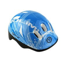 Master Cyklo přilba Flip - modrá