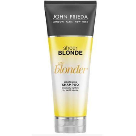 John Frieda Rumieniec i policzek Rumieniec i policzek Blush Blonde Go Blonde ( ening Shampoo) Light ( ening Sham