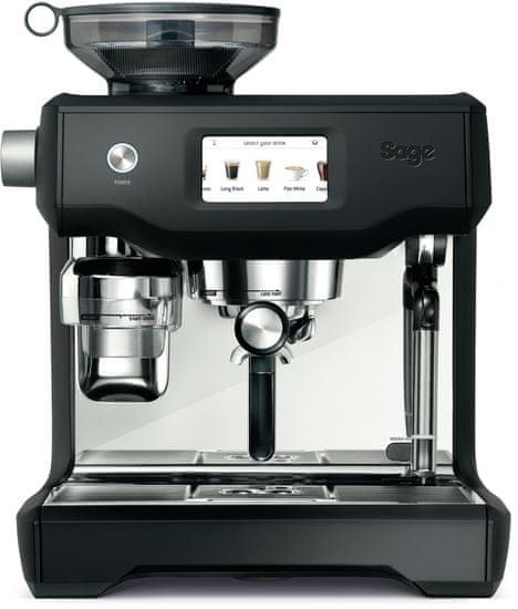 SAGE pákový kávovar SES990BTR