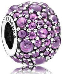 Pandora Izzó lila gyöngy 791755CFP ezüst 925/1000