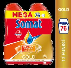 Somat Gold Gel Neutra Fresh 2x684 ml