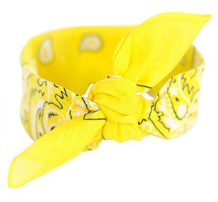 Art of Polo Šatka sz13014.2 Light yellow