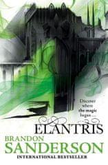 Sanderson Brandon: Elantris