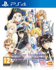 Tales of Vesperia - Definitive Edition (PS4)