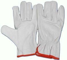 Rokavice usnjene, velikosti 9 (L)