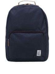 8f64803438a The Pack Society tmavě modrý batoh 18 l
