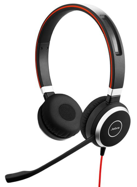 Jabra Evolve 40, Duo, USB/Jack, MS (6399-823-109)