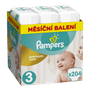 1 - Pampers Pleny Premium Care 3 (Midi) - 5-9 kg, 204 ks