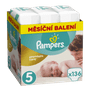 1 - Pampers Plienky Premium Care 5 (Junior) - 136 ks
