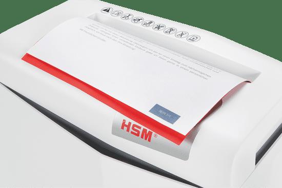 HSM uničevalec papirja S5 / 6 Shredstar P-2